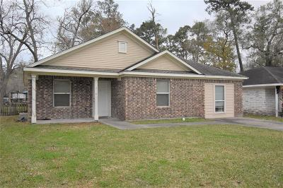 Dickinson Single Family Home For Sale: 2101 Greenlee Lane
