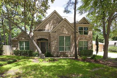 The Woodlands Single Family Home For Sale: 93 E Stony End Place