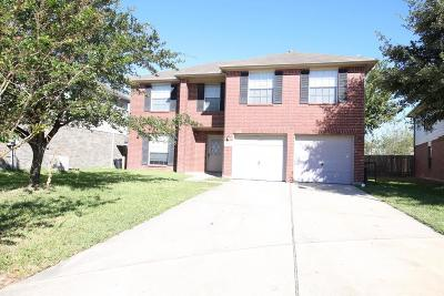 Houston TX Single Family Home For Sale: $180,000