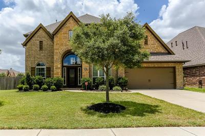Rosenberg Single Family Home For Sale: 6207 Fisher Bend Lane