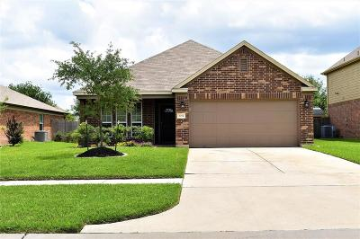 Rosenberg Single Family Home For Sale: 2719 Finwood Drive