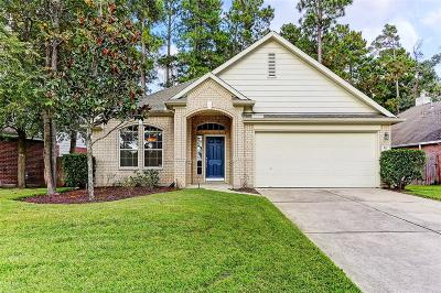 The Woodlands Single Family Home For Sale: 103 S Star Ridge Circle