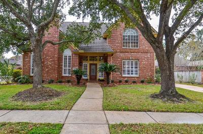 Houston Single Family Home For Sale: 14814 Evergreen Ridge Way