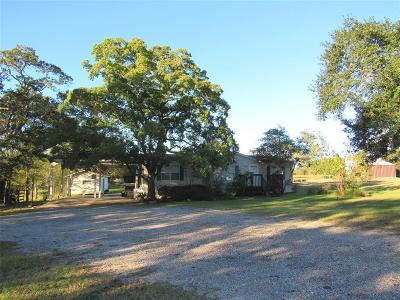 Washington County Farm & Ranch For Sale: 2770 Old Mill Creek Road