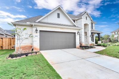 Katy Single Family Home For Sale: 1606 Dove Ridge Drive