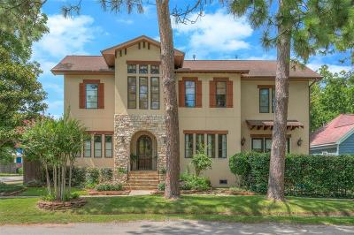 Houston Single Family Home For Sale: 539 W 17th Street