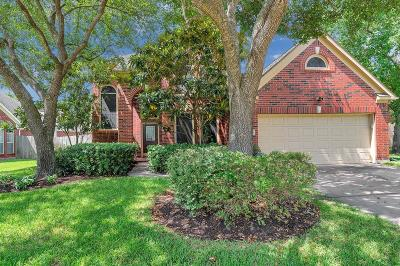 Cinco Ranch Single Family Home For Sale: 1406 Lamplight Trail Drive