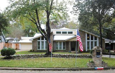 Spring Single Family Home For Sale: 6603 Rippling Hollow Drive