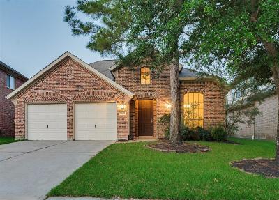 Cinco Ranch Single Family Home For Sale: 26411 Cole Trace Lane