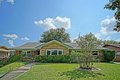 Houston Single Family Home For Sale: 4027 Martinshire Drive