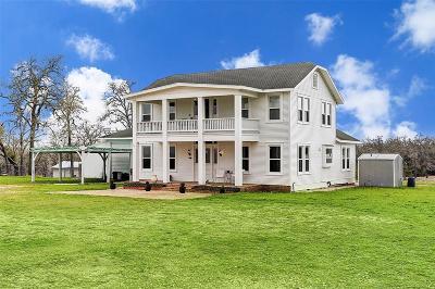 Columbus TX Farm & Ranch For Sale: $695,000