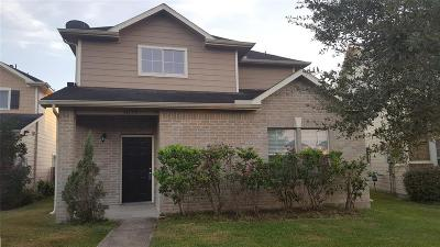 Houston Single Family Home For Sale: 11753 Jelicoe Drive