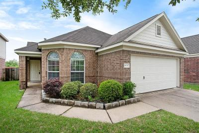 Cypress Single Family Home Option Pending: 18231 Grove Brook Lane