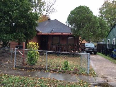 Houston Single Family Home For Sale: 7804 Adrian Street