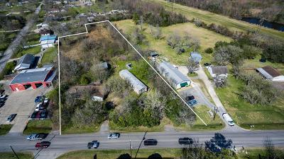 Baytown Residential Lots & Land For Sale: 1410 W Cedar Bayou Lynchburg Road