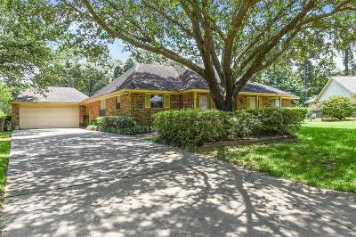 Tomball Single Family Home For Sale: 31102 Alice Lane