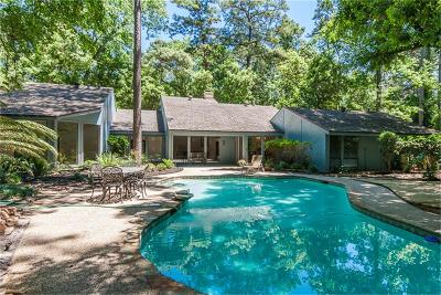 Kingwood Single Family Home For Sale: 5 Kings Creek Drive
