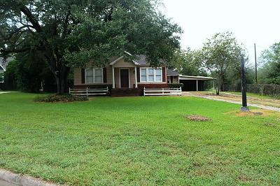 Bellville Single Family Home For Sale: 1000 E Hill Street