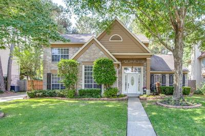 Spring Single Family Home For Sale: 20311 Cannaberry Way