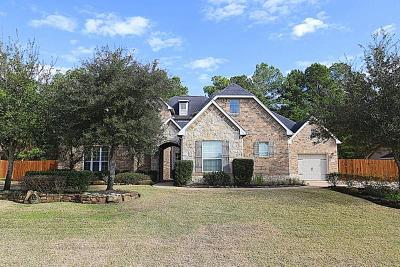 Tomball Single Family Home For Sale: 25327 Waterstone Estates Circle E