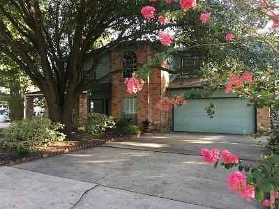 Tomball Single Family Home For Sale: 22815 N River Birch Drive