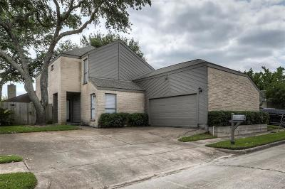 Houston Single Family Home For Sale: 7711 Hopewell