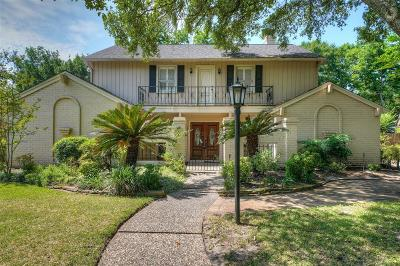 Houston Single Family Home For Sale: 14711 Cindywood Drive