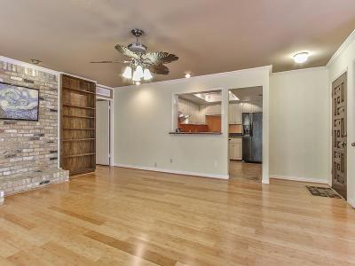 Houston Condo/Townhouse For Sale: 6306 Crab Orchard Road