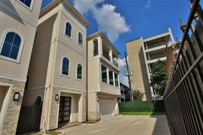 Houston Single Family Home For Sale: 2425 Nantucket Drive #C