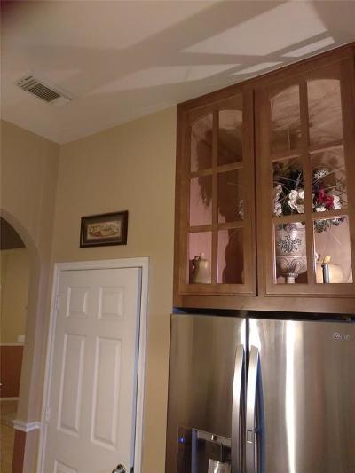 Houston TX Single Family Home For Sale: $198,000