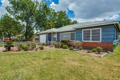 Houston Single Family Home For Sale: 1962 Bingle Road S