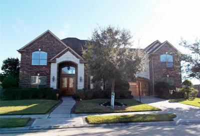 Pearland Single Family Home For Sale: 12410 Garden Field Lane