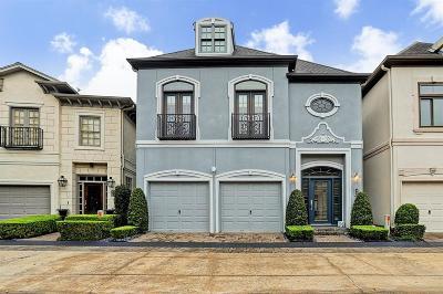 Houston Single Family Home For Sale: 40 Milan Estates