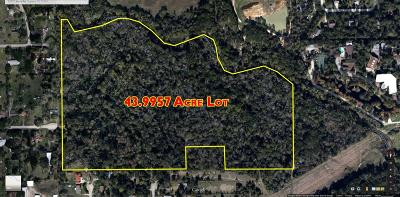 Cypress Residential Lots & Land For Sale: 15737 Jarvis Road