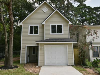 Montgomery Single Family Home For Sale: 16478 Eastchase