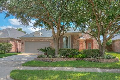 Houston Single Family Home For Sale: 1523 Orchard Park Drive
