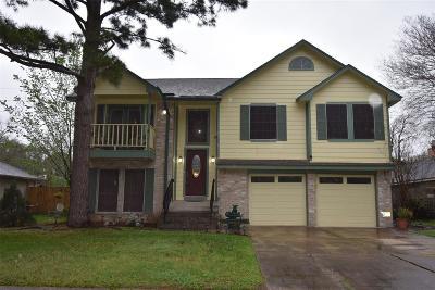 Single Family Home For Sale: 15338 Pebble Lake Drive