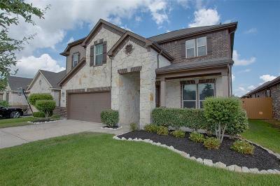 League City Single Family Home For Sale: 2823 Mezzomonte Lane