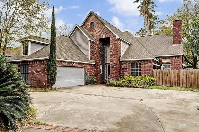 Houston Single Family Home For Sale: 1422 Bingle Road