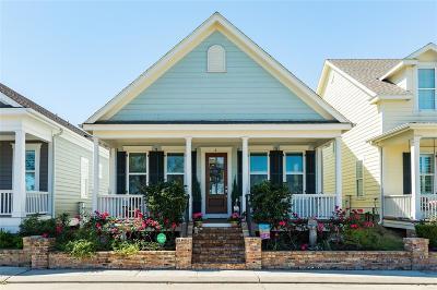 Galveston Single Family Home For Sale: 2 Curiosity Lane
