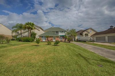 League City Single Family Home For Sale: 908 Davis Road