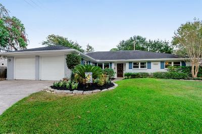 Houston Single Family Home For Sale: 4418 Sumner Drive