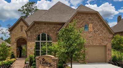 Tomball Single Family Home For Sale: 55 Twin Ponds Place