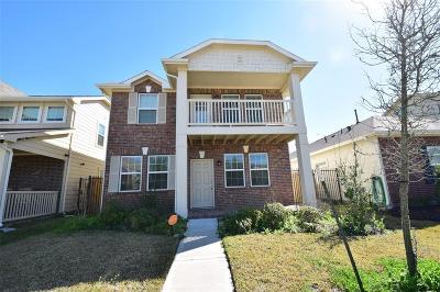 Houston Single Family Home For Sale: 7215 Pavilion Drive