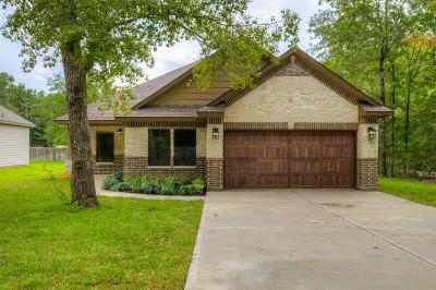 Montgomery Single Family Home For Sale: 2407 Shadow Lane