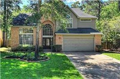 The Woodlands Single Family Home For Sale: 27 Mistyhaven Place