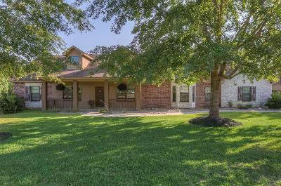Willis Single Family Home For Sale: 12679 Timberline Estates Drive
