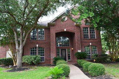Missouri City Single Family Home For Sale: 1711 Starboard Shores Court