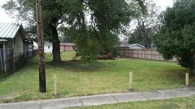 Houston Residential Lots & Land For Sale: 3515 Love Street