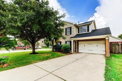 Houston Single Family Home For Sale: 6403 Jordan Falls Dr